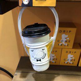 台湾のコーヒ屋さんのオリジナルホルダー